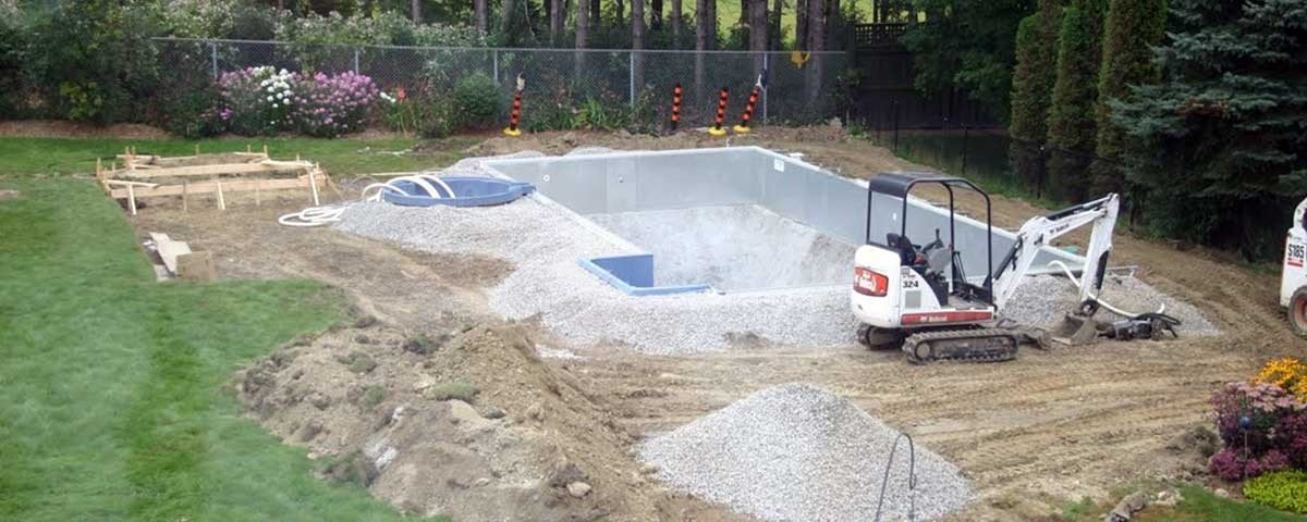 Swimming pool construction rules