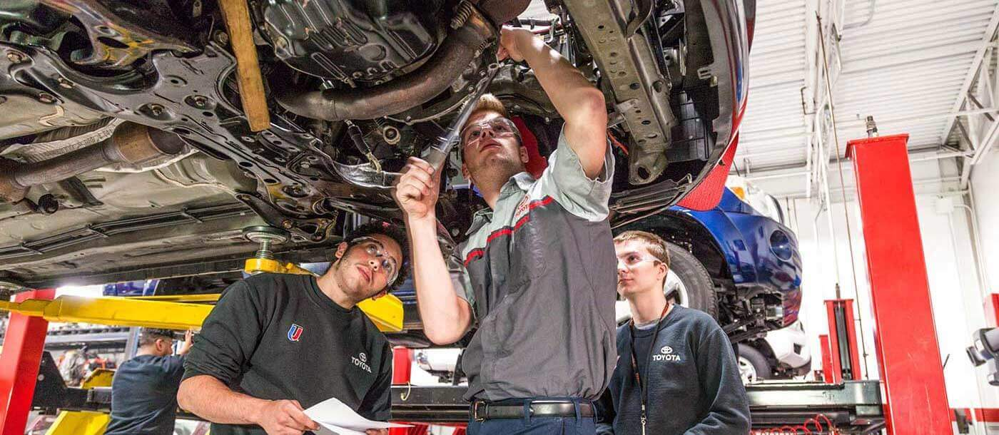 The Way to Become a general Labor Automobile Technician
